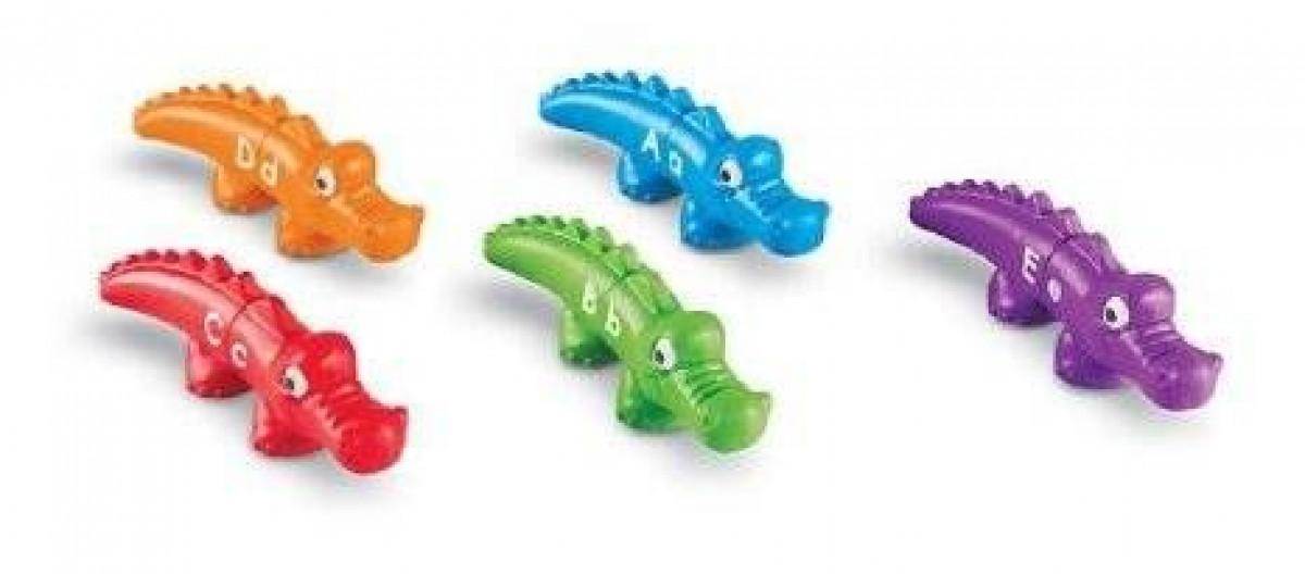 Crocodili cu litere 1