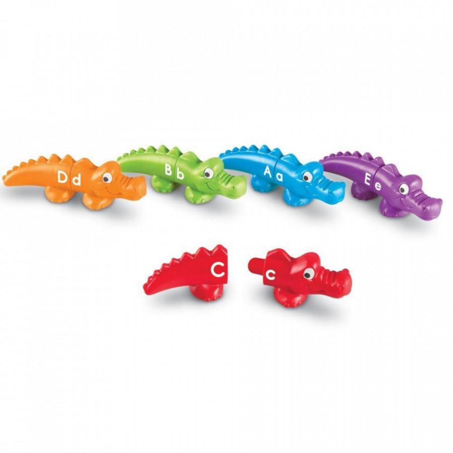 Crocodili cu litere 5