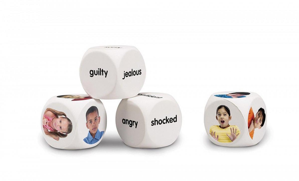 Cuburi pentru conversatii - emotii 1