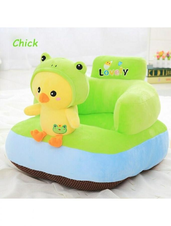 Fotoliu bebelusi pui verde 0