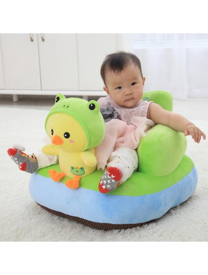 Fotoliu bebelusi pui verde 1