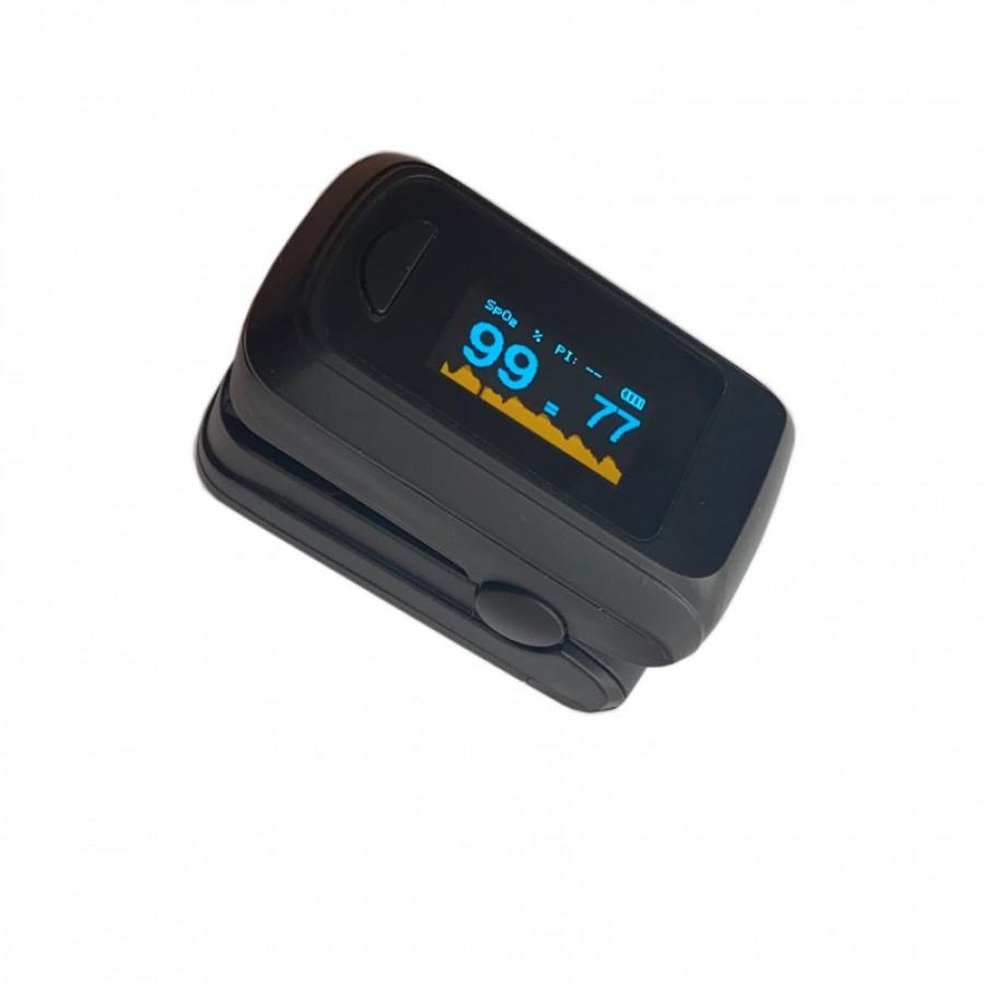 Pulsoximetru SinoHero S6 pentru deget, ecran color OLED 0