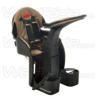 Scaun bicicleta copii Deluxe, Pozitie montare Centru, 15 Kg WeeRide WR03