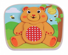 Puzzle relief Urs 8 piese