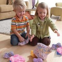 Spuma de modelat Playfoam™ - Set 6 culori