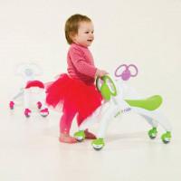 Vehicul fara pedale - Walk 'n' Ride (verde)