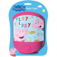 Lampa de veghe Peppa Pig SunCity EWA17013PP