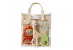 Set cadou saculet Vulli Girafa Sophie