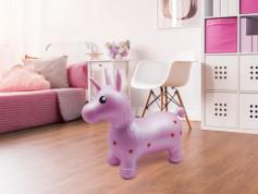 LUDI Unicorn saltaret Roz
