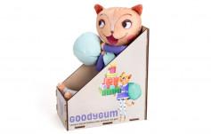 Pisicuta cu surprize - Goodygum