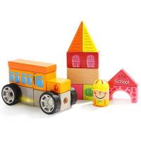 Set de constructie - La scoala