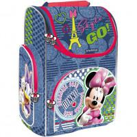 Ghiozdan pentru copii cu carcasa tare Minnie 37 cm SunCity SPK372487