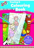 Carte de colorat - Copiezi si te distrezi