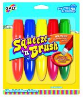 Squeeze'n Brush - 5 culori