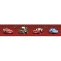 Bordura autoadeziva perete 5m Cars RO42263