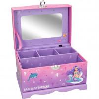 Cutie Bijuterii cu lumini Fantasy Model Depesche PT10481