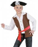Costum pentru serbare Piratul Marilor 116 cm