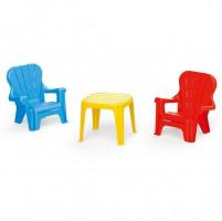 Set de masa cu scaune