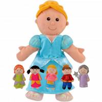 Set Marionete Cenusareasa Fiesta Crafts FCT-2795
