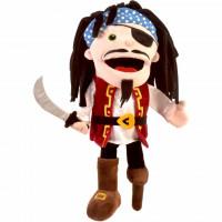 Marioneta de mana Pirat Fiesta Crafts FCT-2939