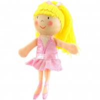 Marioneta pentru deget Balerina Fiesta Crafts FCG-1029