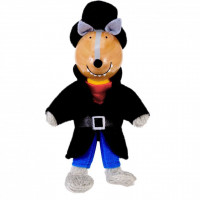 Marioneta pentru deget Lupul cel Mare si Rau Fiesta Crafts FCG-1036