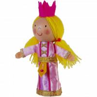 Marioneta pentru deget Printesa Fiesta Crafts FCG-1011