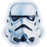 Farfurie melamina Star Wars Stormtrooper Lulabi 8340400-S