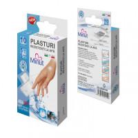 Plasturi rezistenti la apa Minut 10 buc