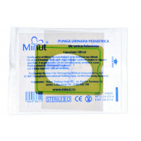 Punga urinara pediatrica 100 ml