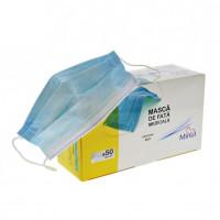 Masca medicala Minut 3 straturi - 50 buc/cutie