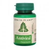 Antiviral, Protectie maxima, 60 comprimate- Dacia plant