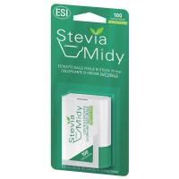 Stevia Midy, 100 comprimate- indulcitor alimentar 100% Natural, ZERO calorii