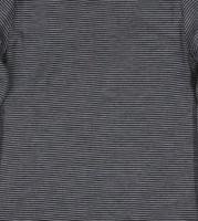 Overall Papfar  cu dungi  2 ani (92 cm) gri cu negru
