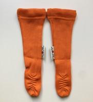 Botosei ManyMonths LongTubes lana merinos - Festive Orange 0-12/18 luni