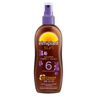 Elmiplant Sun- Ulei spray Tropical Escape SPF6, complex de uleiuri exotice, 150 ml
