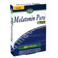 Melatonina Pura 5 mg, ESI
