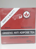 Ceai Antiadipos cu Ginseng Minerva, 20 plicuri x 2g