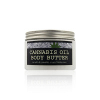 CANNABIS OIL Unt de Corp, 300 ml