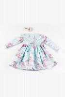 Rochita pentru fetite mici unicorn