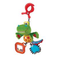 Zornaitoare carucior Playgro Snappy Aligatorul