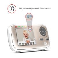 Video Monitor Digital + Wi-Fi Motorola MBP667 Connect
