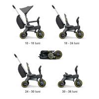 Tricicleta Doona Liki Trike S3 Grey Hound