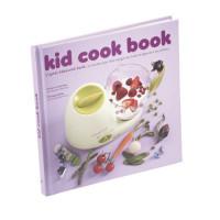 Carte de bucate Beaba Kid Cook - Engleza