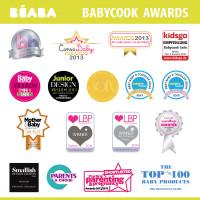 Robot Beaba Babycook Macaron Rose Gold