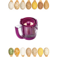 Dispozitiv preparare orez/paste Babycook Original Beaba Alb