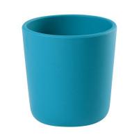 Pahar silicon Beaba Albastru