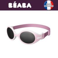 Ochelari de soare Beaba cu Banda Roz