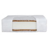 Saltea Fiki Miki Cocos Spuma Poliuretanica Cocos Komfort Lux 120/60/8.5 cm