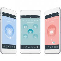 Ursulet myHummy Sophie Premium + cu aplicatie pentru mobil si senzor de somn